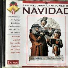 CDs de Música: CD LAS MEJORES CANCIONES DE LA NAVIDAD. Lote 263664825