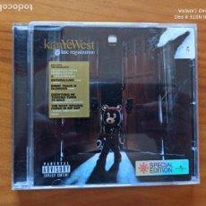 CDs de Musique: CD KANYE WEST - LATE REGISTRATION - LEER DESCRIPCION (9D). Lote 263680095