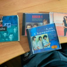 CDs de Música: LA RUMBA AZUCAR MORENO + CHUNGUITOS + BORDON 4. 3 X CD (CDIB19). Lote 263681755