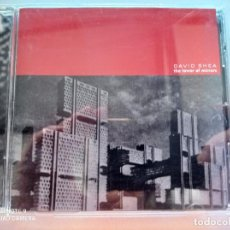 CDs de Música: DAVID SHEA - SIX WHEELS ON MY WAGON - CD SUB ROSA 1995 // AVANTGARDE EXPERIMENTAL. Lote 263699140