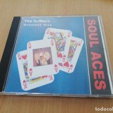 CDs de Música: THE DRIFTERS-GREATEST HITS. Lote 263699300