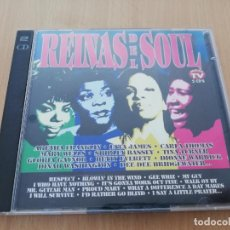 CDs de Música: REINAS DEL SOUL-2 CD. Lote 263700370