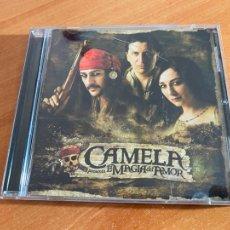 CDs de Música: CAMELA (LA MAGIA DEL AMOR) CD ALBUM 10 CANCIONES (CDIB19). Lote 263702750