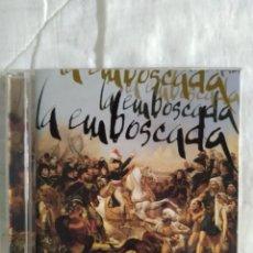 CDs de Música: FRANCO BATTIATO LA EMBOSCADA CD. Lote 263721040