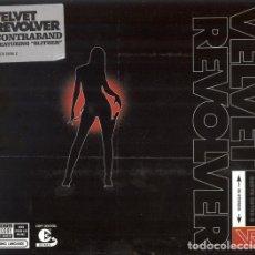 CDs de Musique: VELVET REVOLVER - CONTRABAND (CD, ALBUM, COPY PROT., BLA). Lote 263747905