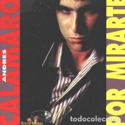ANDRÉS CALAMARO - POR MIRARTE (CD, ALBUM) (Música - CD's Pop)