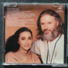 CDs de Música: CD 1° EDICIÓN 1986 - SERGIO Y ESTÍBALIZ / SÍ, SEÑOR. Lote 263774390
