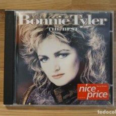CDs de Música: BONNIE TYLER THE BEST - CD. Lote 263799335