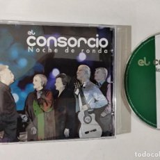 CDs de Música: EL CONSORCIO. NOCHE DE RONDA. CD ALBUM SONY . ESPAÑA 2012. MOCEDADES.. Lote 263800270