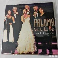 CDs de Música: PALOMA SAN BASILIO Y EL CONSORCIO (CD-SINGLE) MAITECHU MIA AÑO 1996 - PROMOCIONAL. Lote 263801335
