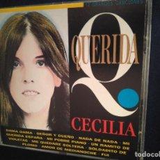 CDs de Música: QUERIDA CECILIA. ESTADO PERFECTO. Lote 263805560