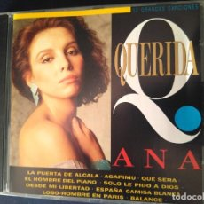 CDs de Música: QUERIDA ANA BELEN. ESTADO PERFECTO. Lote 263805660