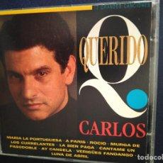 CDs de Música: QUERIDO CARLOS CANO. ESTADO PERFECTO. Lote 263806065