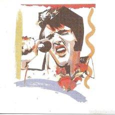 CDs de Música: ELVIS PRESLEY - THE ALTERNATE ALOHA CD ALBUM EU 1988. Lote 263807110