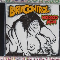 CDs de Música: BIRTH CONTROL - HOODOO MAN CD NUEVO Y PRECINTADO - ROCK PROGRESIVO HARD ROCK. Lote 263807130