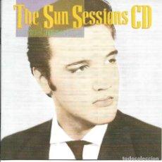 CDs de Música: ELVIS PRESLEY - THE SUN SESSIONS CD ALBUM EU 1987. Lote 263807280