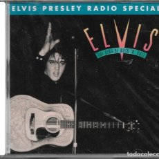 CDs de Música: ELVIS PRESLEY - RADIO SPECIAL CD ALBUM PRECINTADO 1992 USA. Lote 263807585