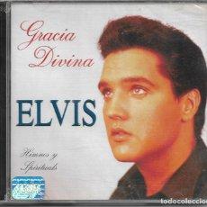 CDs de Música: ELVIS PRESLEY - GRACIA DIVINA CD ALBUM PRECINTADO ARGENTINA RARO 1998. Lote 263807640