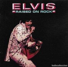 CDs de Música: ELVIS PRESLEY - RAISED ON ROCK CD ALBUM USA 1994. Lote 263807785