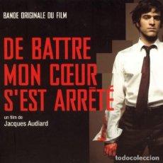 CDs de Música: DE BATTRE MON COEUR S´EST ARRÊTÉ / ALEXANDRE DESPLAT 2CD BSO. Lote 263808955