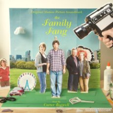CDs de Música: THE FAMILY FANG / CARTER BURWELL CD BSO. Lote 263809855