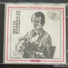 CDs de Música: SILVIO RODRÍGUEZ / CUANDO DIGO FUTURO (CD 1991 FONOMUSIC EN EXCELENTE ESTADO). Lote 263890190