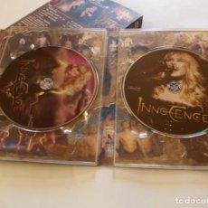 CDs de Música: CD + DVD INOCENCE EN CONCIERTO 2009. Lote 263890535