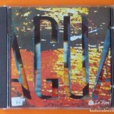 CDs de Música: AGUA CD M/T LA ROSA 1992 DAVID SAENZ DE BUROAGA Y MARTIN FINSTERLIN NEW AGE. Lote 263934195