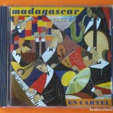 CDs de Música: MADAGASCAR EN CARTEL DINDI RECORDS 1995 JAZZ FUSION. Lote 263934835
