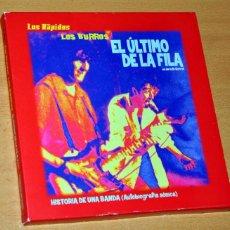 CDs de Música: EDICIÓN ESPECIAL 5 CD + LIBRETO: HISTORIA DE UNA BANDA, EL ÚLTIMO DE LA FILA, LOS BURROS - SONY 2015. Lote 263942230