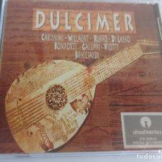 CDs de Música: DULCIMER / VARIOS AUTORES / CD-STRADIVARIUS-1994 / IMPECABLE.. Lote 264230984