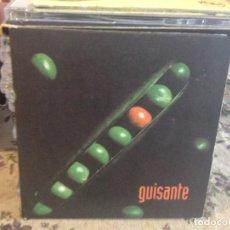 CDs de Música: GUISANTE (RAFA DOMINGUEZ EX-GUITARRISTA DE BUNBURY Y INK) RARO CD DIGIPACK AÑO 2000. Lote 264239396