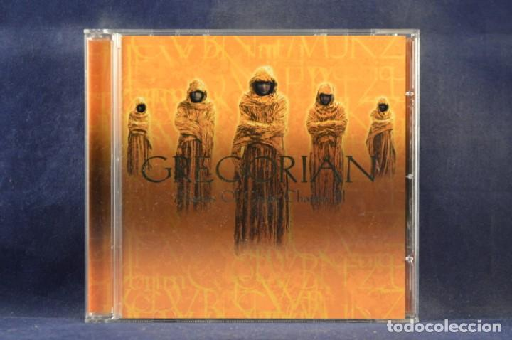 GREGORIAN - MASTERS OF CHANT CHAPTER III - CD (Música - CD's New age)
