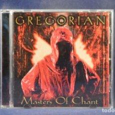 CD de Música: GREGORIAN - MASTERS OF CHANT CHAPTER - CD. Lote 264240432