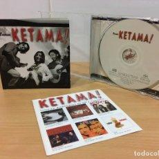 CDs de Música: CD TOMA KETAMA! (1999). UNIVERSAL MUSIC. Lote 277648168