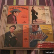 CDs de Música: CD NIÑA DE ANTEQUERA MUSIC AGES FLAMENCO EP´S. Lote 264323384