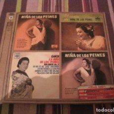 CDs de Música: CD NIÑA DE LOS PEINES MUSIC AGES FLAMENCO. Lote 264323888