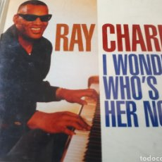 CDs de Música: RAY CHARLES I WONDER WHO S KISDING HER NOW?. Lote 264337420