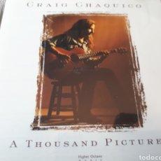 CDs de Música: CRAIG CHAQUICO A THOUNSAND PICTURES. Lote 264337788