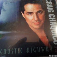 CDs de Música: CRAIG CHAQUICO ACOUSTIC HIGHWAY. Lote 264344540