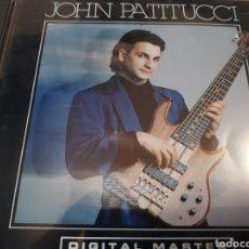 CDs de Música: JOHN PATITUCCI. Lote 264344804