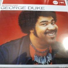 CDs de Música: GEORGE DUKE KEYBOARD GIANT. Lote 264344932
