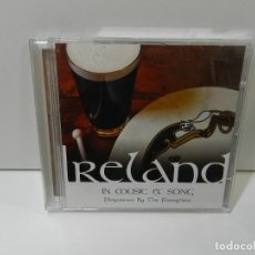 CD de Música: DISCO CD. IRELAND. COMPACT DISC.. Lote 264565794