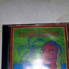 CDs de Música: CD BAILA CON LOS CHUNGUITOS ANO 1990 EN LA PLATA. Lote 264635404