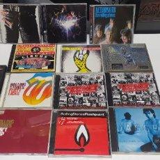 CDs de Música: THE ROLLING STONES LOTE CD´S + DVD BUEN ESTADO. Lote 264707414
