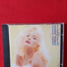 CDs de Música: LOS CABALLEROS LAS PREFIEREN RUBIAS. OLE OLE HISPAVOX 1987 12 TEMAS. Lote 264761904