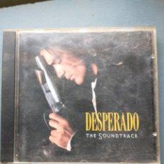 CDs de Música: DESPERADO CD. Lote 264764989