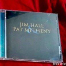 CDs de Música: JIM HALL & PAT METHENY 1999. Lote 264800179