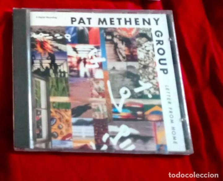 LETTER FROM HOME - PAT METHENY GROUP 1989 (Música - CD's Jazz, Blues, Soul y Gospel)