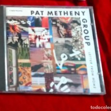CDs de Música: LETTER FROM HOME - PAT METHENY GROUP 1989. Lote 264800474